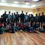 Youth group 25 May 2012
