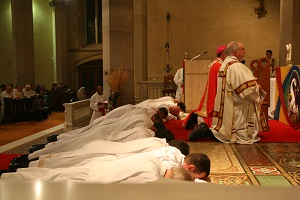 Ordination to the Diaconate of Deacon Bruce & 12 others